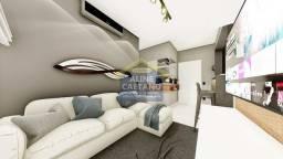 Apartamento à venda com 1 dormitórios em Caiçara, Praia grande cod:RAA177