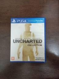 Unchard Colletion jogo de ps4
