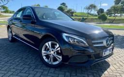 Título do anúncio: Mercedes C180 Exclusive 2016, Novíssima! Oportunidade!!!!