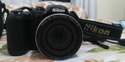 Câmera Semi-Profissional Nikon troco por notebook