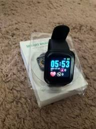 Relogio Smartwatch Digital D20 Premium