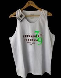 Título do anúncio: camiseta regata / malha top e preco campeao