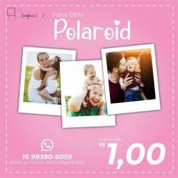 Fotos estilo polaroid