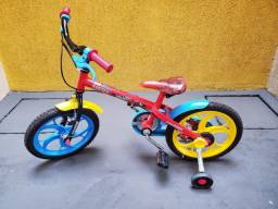 Título do anúncio: Imperdível: Bicicleta Caloi Hot Wheels Aro 16