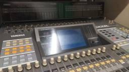 Mesa De Som Yamaha Digital 02r
