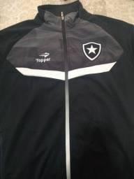 Agasalho do Botafogo da marca Topper tamanho GG.