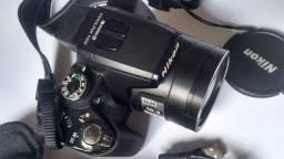 Título do anúncio: Câmera fotográfica NIKON Wide