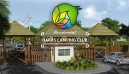 VENDO: Terrenos no Haras Camping Club, 1.000 m² por R$ 210.000 - Estrada Barra do Choça -
