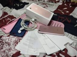 Título do anúncio: iPhone 7 256GB Rose