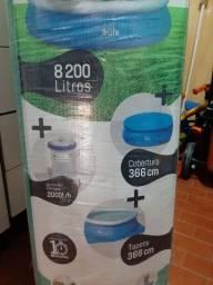 Piscina 8.200 litros