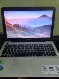 Notebook Asus X555l CORE i5 + Placa de video