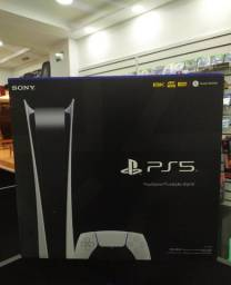 Título do anúncio: playstation 5 novo mídia digital