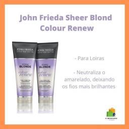 Título do anúncio: Kit Shampoo + Condicionador John Frieda Importado
