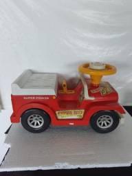 Raro Super Jeep - Brinquedos Rei