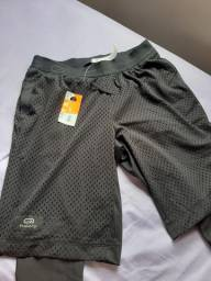 SHORT MASCULINO DE CORRIDA LONG RUN DRY PLUS BREATH KALENJI