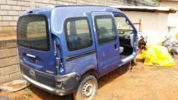 Renault Kangoo 1.6 8V 2000/2000 - passageiro - sucata em peças e componentes