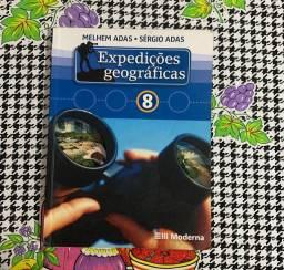Livro - Expedições Geográficas 8 ano