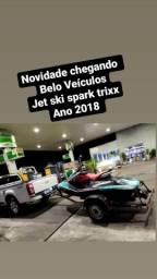 Seadoo Jet ski spark trixx 2018 bem conservado