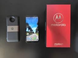 MOTO Z3 PLAY + SNAP TV & POWER PACK