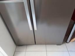 Vender geladeira é freezer inox