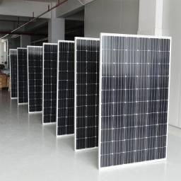 Painel solar placa solar módulo 160W energia solar fotovoltaica