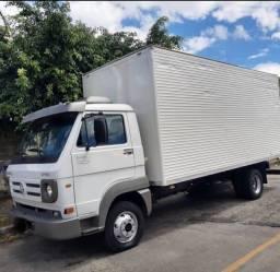 Título do anúncio: Caminhão MB 8-150 no baú