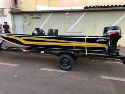 Título do anúncio: Barco speed tucuna 5,50