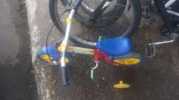 Vendo bicicleta  pra criança