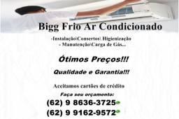 Título do anúncio: Ar Condicionado[Instalação,Pré-Instalação,Consertos e outros serviços]Confira!!!