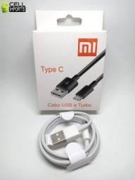Título do anúncio: Cabo usb Tipo C Xiaomi e Motorola
