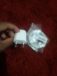 Pra vender aí, cabo do iPhone foxconn + cabeça da Apple