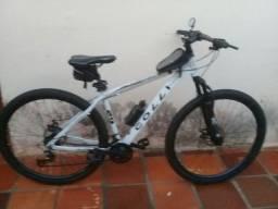 Vendo bicicleta aro 29 está nova marca colli