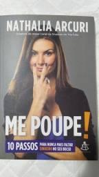 Livro Me Poupe Nathalia Arcuri