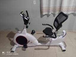 Bicicleta ergométrica horizontal embreex 307