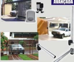 Automatizadores de Portões, Cancelas e Implementação de Sistema