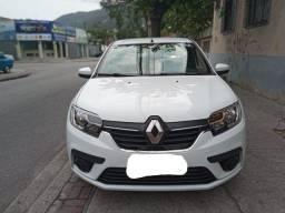 Título do anúncio: Renault Logan 1.0 zen 2019/2020 completo IPVA PAGO CARRO MUITO NOVO