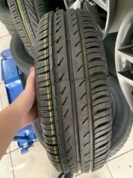 Título do anúncio: 02 pneus remolde 175/65/14