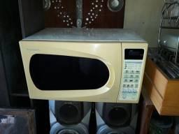Microondas Panasonic 110v usado