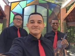 Saxofonista Violinista Tecladista Músicos para Casamento Rio de Janeiro