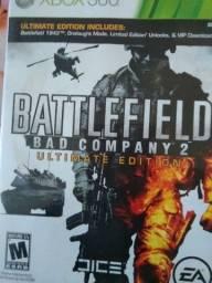 Vendo battlefield, bad company 2.