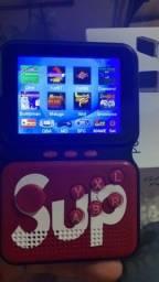 Video Game Portátil Sup 2 900 Jogos - SNES/NES/GameBoy/Arcade