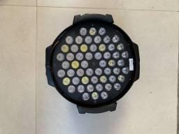 Título do anúncio: PAR LED 54 CREE RGBW