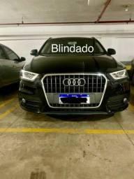 Título do anúncio: AUDI Q3 S TRONIC TOP DE LINHA - BLINDADO