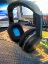 Headset sem fio astro A20 PS4/PS5/PC com ajuste por software PC