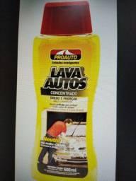 Shampoo Neutro - Lava Moto e Carro ?