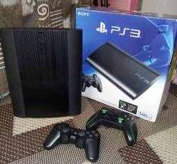 PlayStation 3 500GB (LEIA A DESCRIÇÃO)