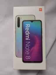 Barato do Dia! Redmi Note 8 da Xiaomi.. Novo Lacrado com Entrega!
