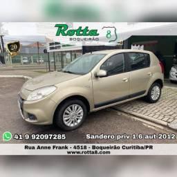 Título do anúncio: Renault SANDERO 1.6 16V PRIVILEGE