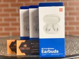 Título do anúncio: Fone de Ouvido Mi True Wireless Xiaomi - Earbuds Basic / Branco