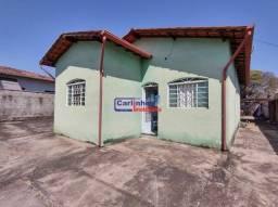 Título do anúncio: Casa dois quartos no centro de Juatuba